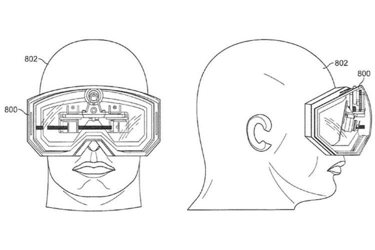 Apple casque realité virtuelle