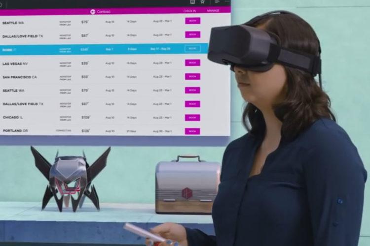 Configuration PC Windows 10 réalité virtuelle