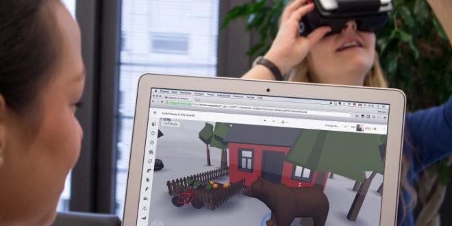 création vr réalité virtuelle tilt brush oculus quill project dali art communication