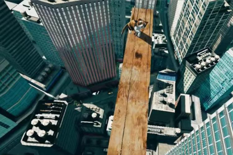 Expériences réalité virtuelle plus folles VR