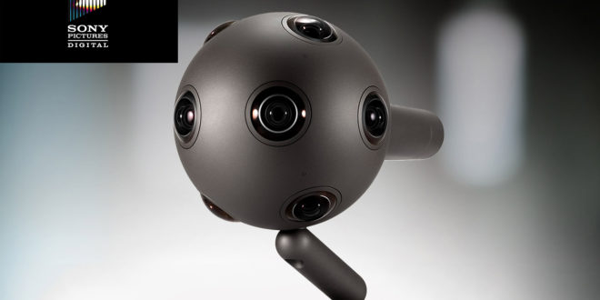 Caméra 360 Nokia Ozo Sony Pictures