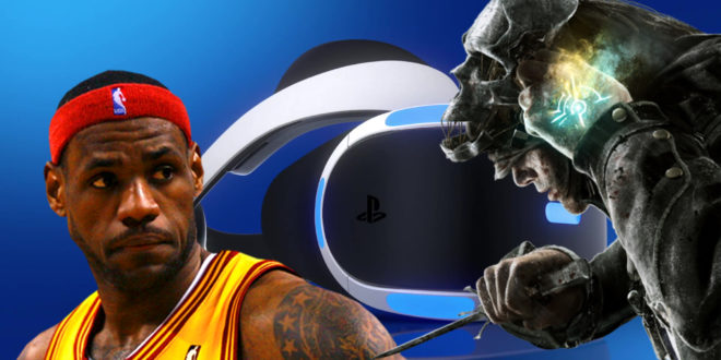 nba 2k17 et dishonored en r alit virtuelle sur playstation vr. Black Bedroom Furniture Sets. Home Design Ideas
