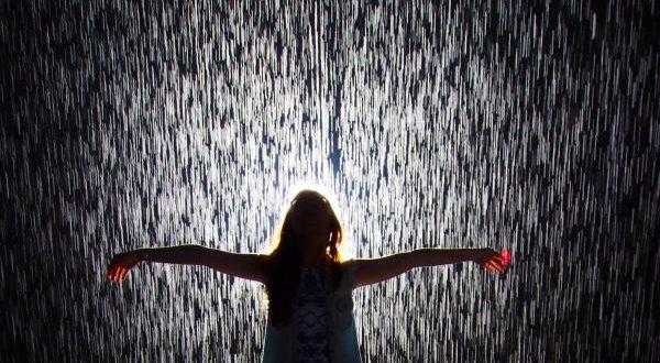 VR360HD la pluie en réalité virtuelle