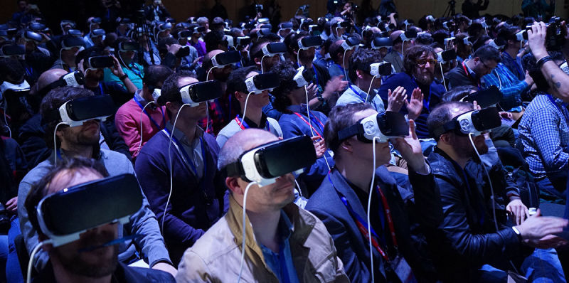 realite virtuelle evenementiel