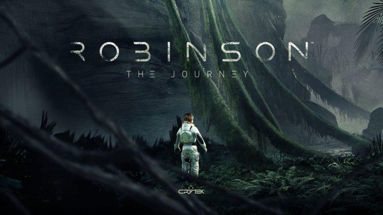 Robinson : The Journey disponible sur PSVR