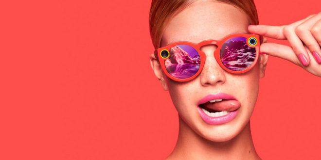 Spectacles - Les lunettes AR de Snapchat