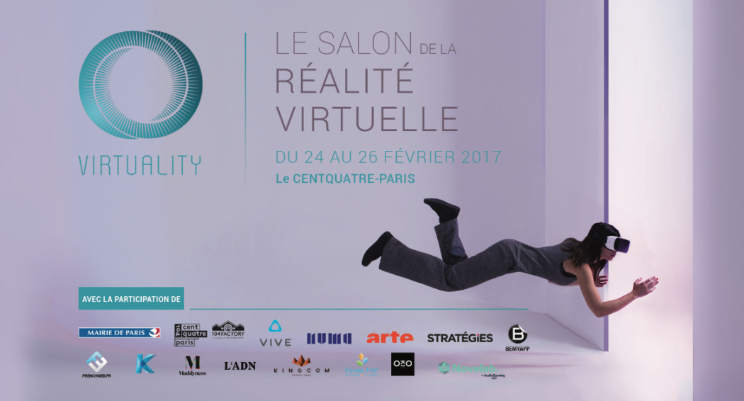paris 2017 un salon d di la r alit virtuelle
