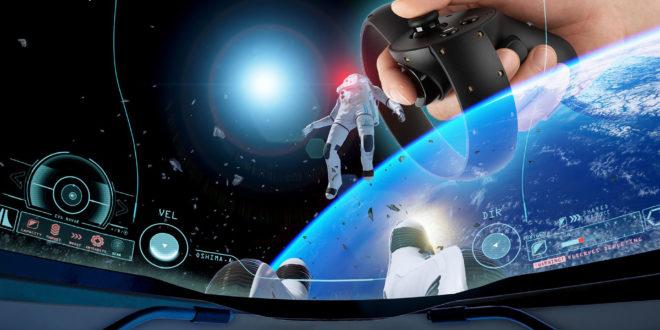 oculus rift touch control