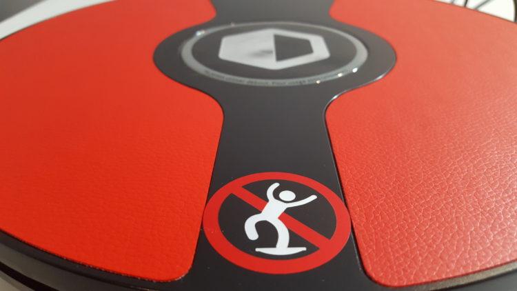 Test 3drudder accessoire vr deplacer HTC Oculus prix acheter avis