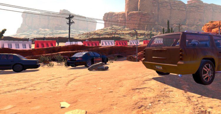 Test-Arizona Sunshine-HTC Vive-Oculus Rift