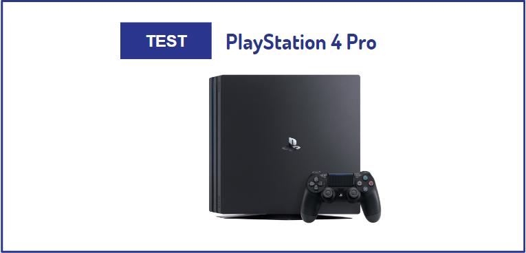 test ps4 pro playstation vr avis compatibilite date sortie prix acheter graphismes processeur pourquoi jeux ameliorations slim fullhd tv hdr 4k