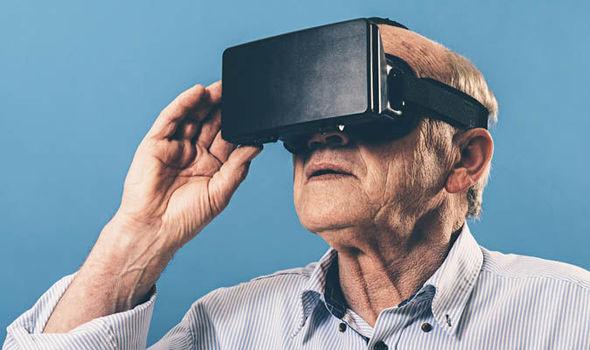 Dossier medecine traitements realite virtuelle vr casque parkinson alzheimer paralysies phobies mentaux
