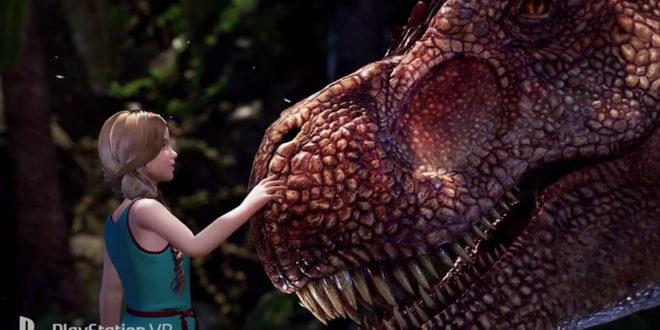Ark park visiter un v ritable jurassic park en r alit virtuelle - Film de dinosaure jurassic park ...