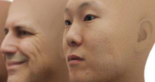 Wolfprint startup scan scanner 3D visage rendu jeux social avatar personnel photo caméra intégration levée de fonds crowdfunding seedinvest nike paramount