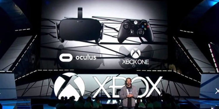 Compatibilité jeux Xbox One Oculus Rift réalité virtuelle streaming