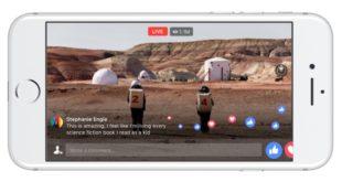 facebook video 360 direct casque vr regarder hd 4k 1080