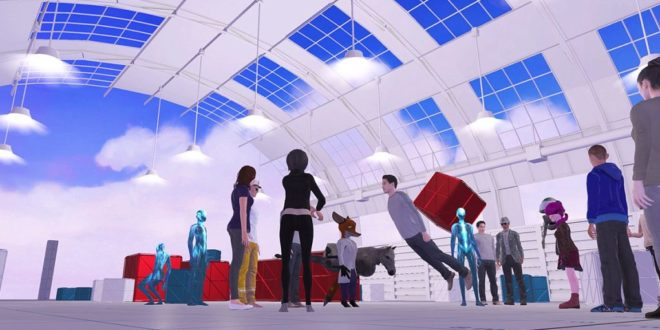 High Fidelity Linden Labs Second Life metaverse multiunivers monde virtuel social plateforme beta oculus rift htc vive PC Mac création partage monétisation jeux expérience levée de fonds investisseurs investissement