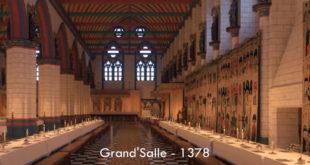 Histopad visite réalité augmentée AR lieux historiques