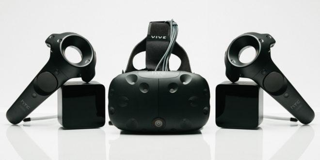 promo HTC Vive