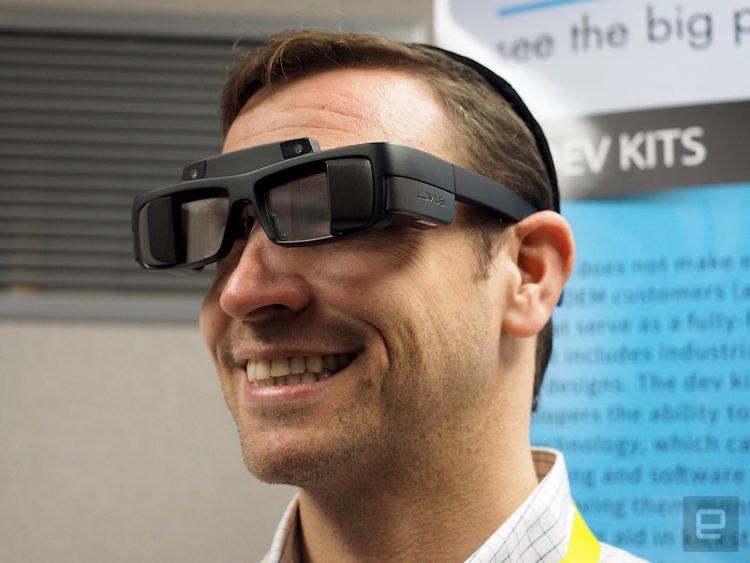 Lumus HTC levée de fonds investissement lunetes smartglass eyewear écran transparence brevet technologie lentille réflecteurs intégration marché développement leader champ de vision secteur médical électronique grand public
