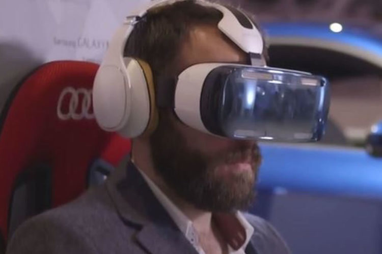 Marketing réalité virtuelle automobile concessionnaires Audi