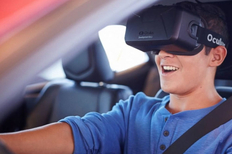 Marketing réalité virtuelle Peugeot automobiles concessionnaire auto