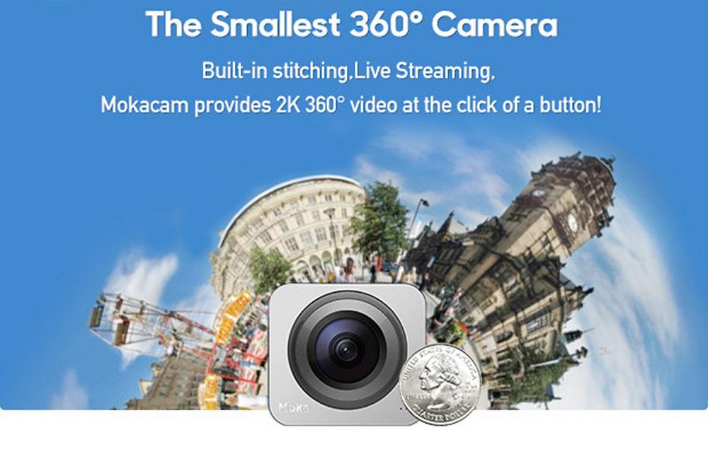 moka360 la plus petite cam ra 360 degr s moins de 120. Black Bedroom Furniture Sets. Home Design Ideas