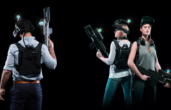 jeux multijoueur vr réalité virtuelle htc vive oculus rift psvr google daydream samsung gear vr