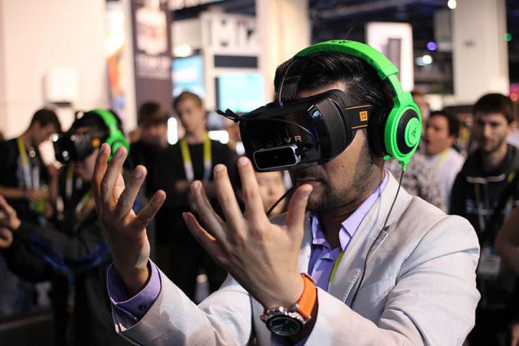 Nouveautés réalité virtuelle Vr 2017