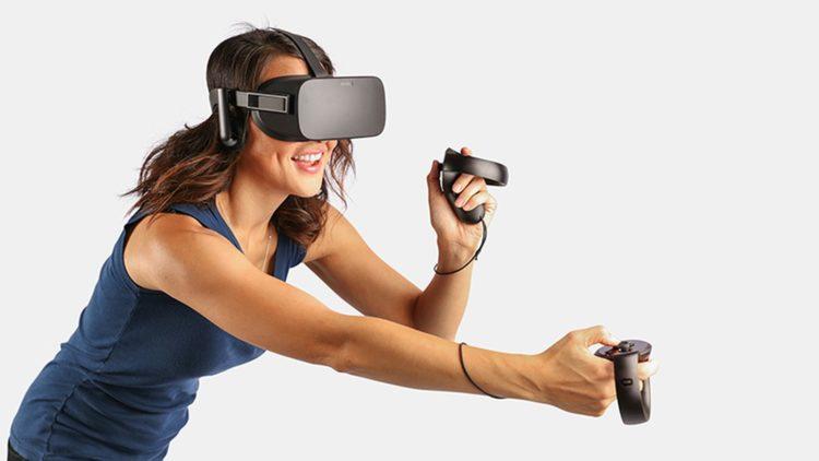 Oculus touch controleurs manettes htc vive jeux compatibles prix avis design date acheter rift vr