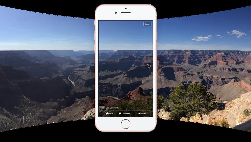 facebook video 360 direct casque vr regarder hd 4k 1080 rift