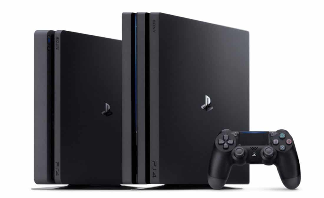 ps4 pro vs ps4 ps4 slim