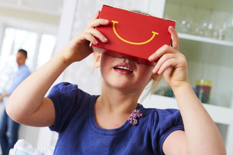 Réalité virtuelle marques marketing relation clients