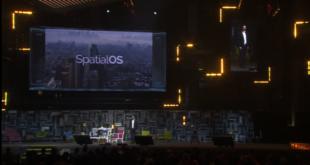 spatialOS google improbable intelligence artificielle
