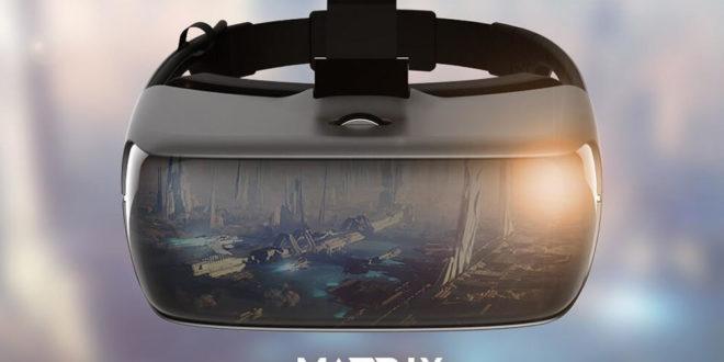 Storm Mirror casque VR réalité virtuelle Chine