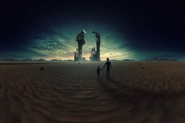 Tableaux réalité virtuelle Salvador Dali visite promenade peinture