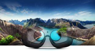Facebook casque Gear VR Samsung Oculus test application expérience immersion VR boutique pop-up store états-unis