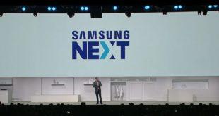 Samsung NEXT CES 2017 fonds investissement startup