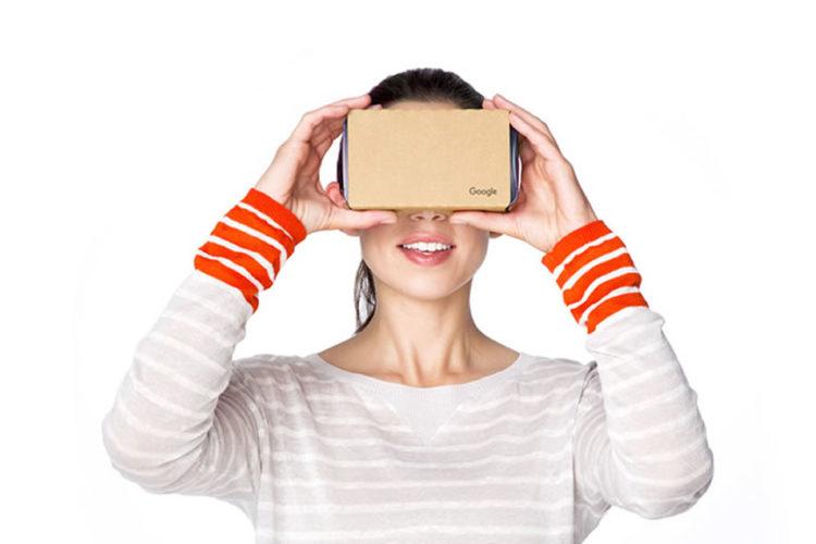 Acheter Google Cardboard prix cout combien valeur vente achat
