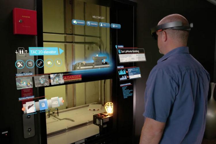 Apprentissage réalité augmentée