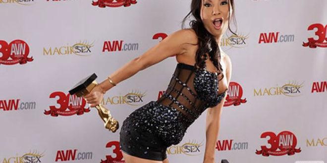 AVN Show evolution porno en réalité virtuelle 2017