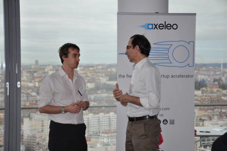 Axeleo French Tech startup accélérateur VR