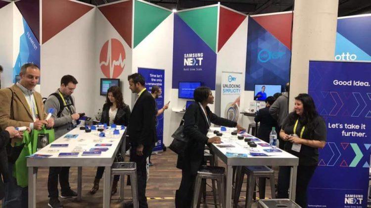 Samsung NEXT CES 2017