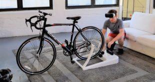 ChessFit vélo bike kickstarter campagne financement participatif économie collaborative vidéo 360 tourisme énergie économie power bank batterie VR