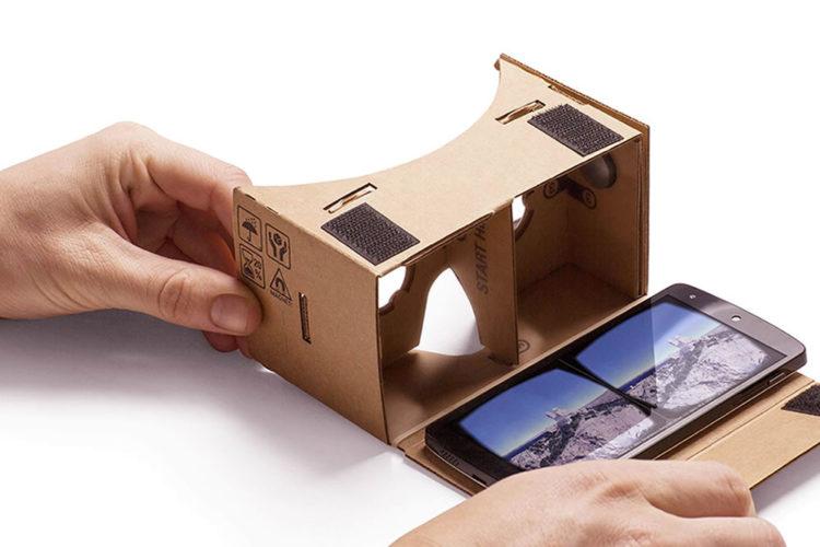 Compatibilité Google Cardboard, téléphones telephone, smartphones smartphone