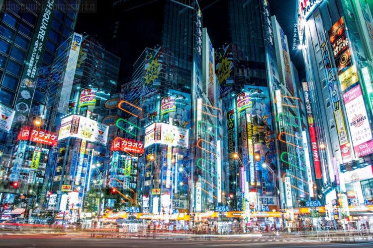 Cyber café porno en réalité virtuelle Akihabara Soft On Demand