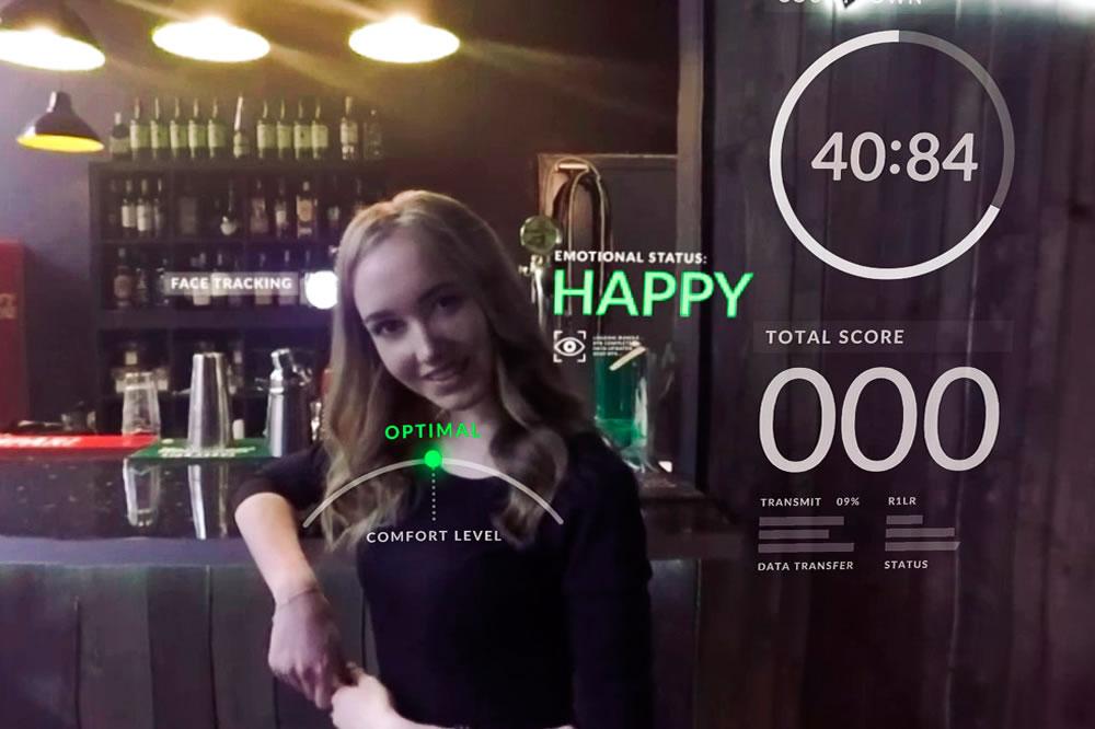 Virtual Dating Jeux Simulation la vraie vie, je sors avec le VIH