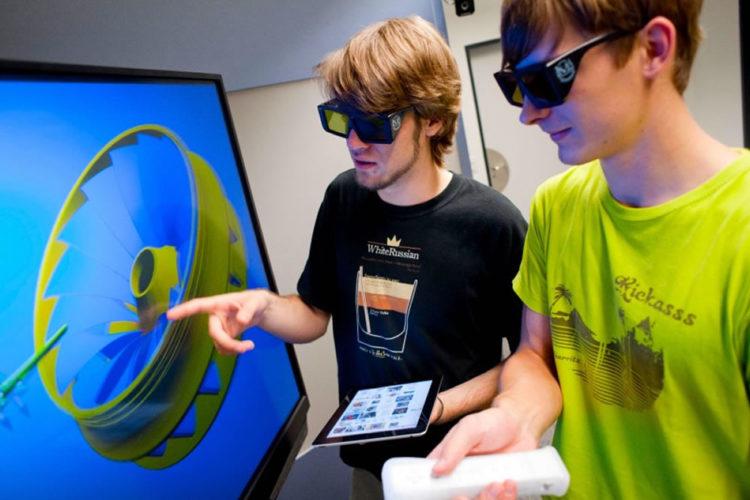 Ecole réalité augmentée