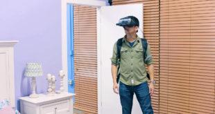 eonite tracking inside out homescale réalité virtuelle vr réalité augmentée ar