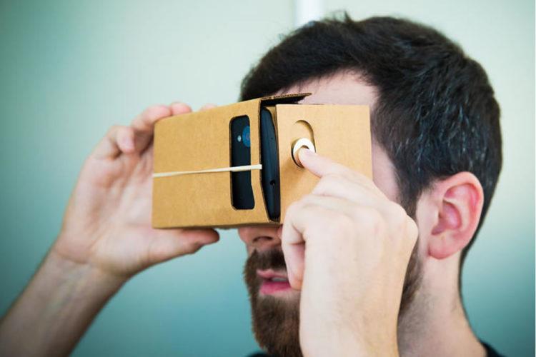 Google Cardboard 2 V2 V1 3